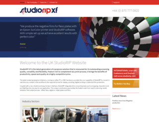studiorip.co.uk screenshot