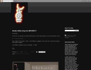 studiosidhe.blogspot.com.tr screenshot