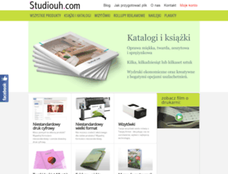studiouh.com screenshot