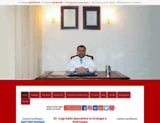 studiourologicogallo.it screenshot