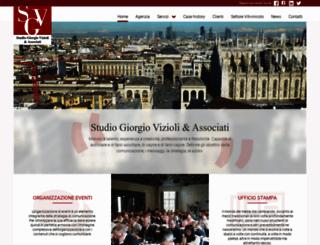 studiovizioli.it screenshot