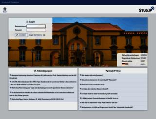 studip.uni-osnabrueck.de screenshot