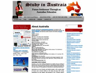 studyaoverseasaustralia.wordpress.com screenshot