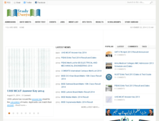 studydunya.com screenshot