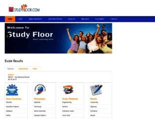 studyfloor.com screenshot