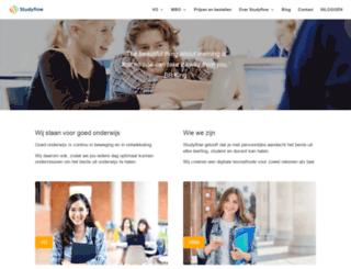 studyflow.nl screenshot