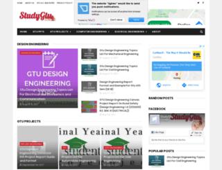 studygtu.blogspot.com screenshot