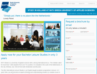 studyinternationalnhtv.com screenshot