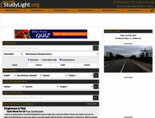 studylight.org screenshot