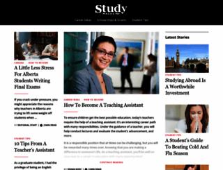 studymagazine.com screenshot