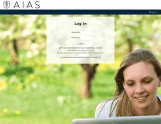 studysmart.aias.com.au screenshot