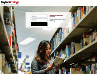 studysmart.taylorscollege.edu.au screenshot