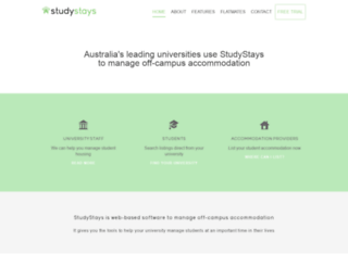 studystays.com screenshot