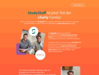studystuff.org screenshot