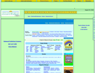 studyworld.com screenshot