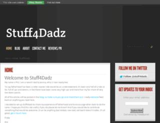stuff4dadz.co.uk screenshot