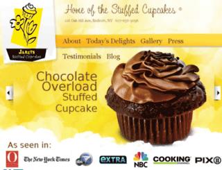 stuffedcupcakes.com screenshot