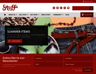 stuffetconline.com screenshot