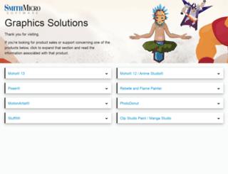 stuffit.producturlsupport.com screenshot