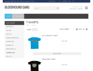 stufftobuy.bloodhoundgang.com screenshot