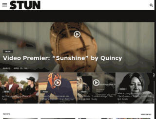 stunmag.com screenshot