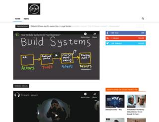 stuntfm.com screenshot