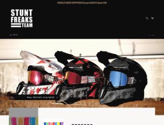 stuntfreaksteam.org screenshot