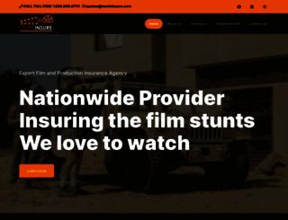 stuntinsure.com screenshot