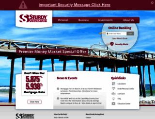 sturdyonline2.com screenshot