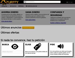 sturffy.com screenshot