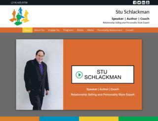 stuschlackman.com screenshot