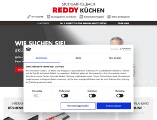 stuttgart-fellbach.reddy.de screenshot
