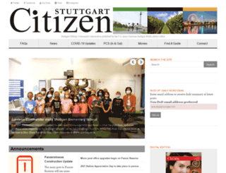 stuttgartcitizen.com screenshot