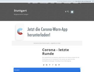 stuttgartzuffenhausen.de screenshot