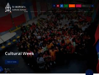 stwilfrids.com screenshot