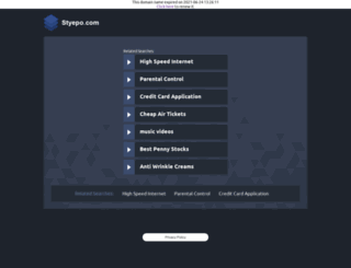 styepo.com screenshot
