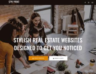 styleagent.net screenshot