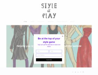 styleatplay.com screenshot