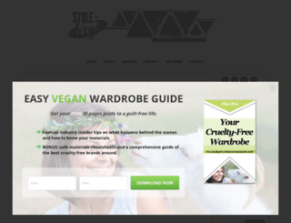 stylebizarre.com screenshot