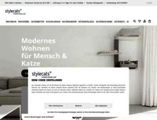 stylecats.de screenshot