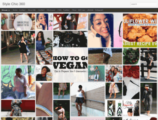 stylechic360.com screenshot