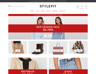 styledelux.com screenshot