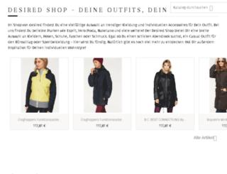stylefinder.desired.de screenshot