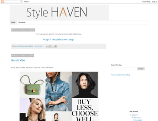 stylehavenblog.blogspot.co.il screenshot