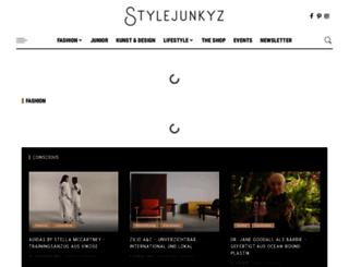 stylejunkyz.de screenshot