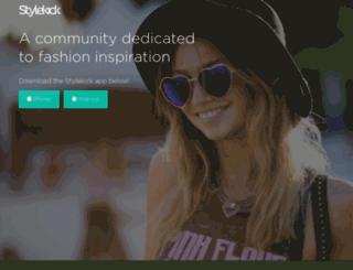 stylekick.com screenshot