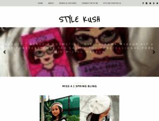 stylekush.com screenshot