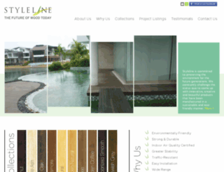 styleline.com.sg screenshot