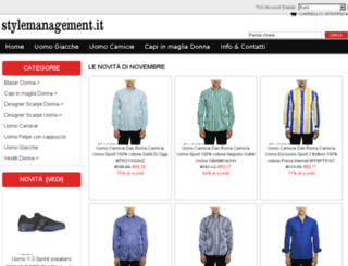 stylemanagement.it screenshot