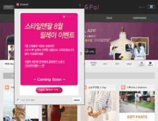 stylenpal.com screenshot